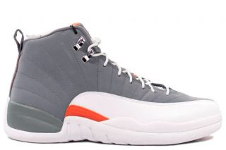 Nike Air Jordan 12 XII Retro Cool Grey 2012 130690 012