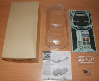 51335 Mini Cooper S 2006 Body Parts Set (Boxed) (M03L/M 03L),NIB
