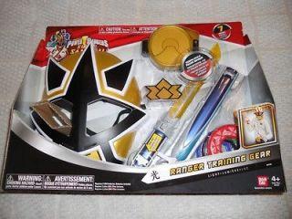 power rangers samurai toys in TV, Movie & Video Games