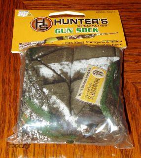 HS HUNTERS SPECIALTIES GUN SOCK RIFLE SHOTGUN CASE SLIP SKIN REALTREE