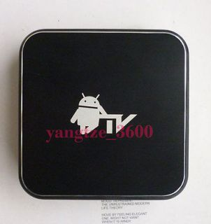 1080P HD Android 2.3 Media Player TV Box Connect to the Internet