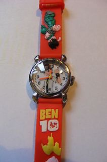 Newly listed *BEN 10 CHILDRENS WATCH UK SELLER