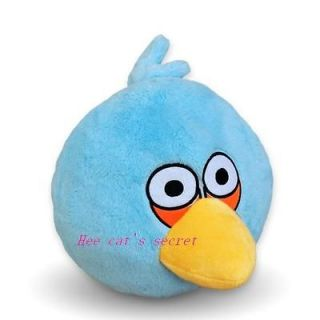 angry birds plush blue in Stuffed Animals