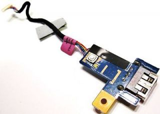 Acer Aspire 5810T 5810TZ USB / Power Button Board with Cable 48.4CR04