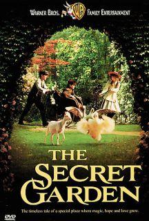 The Secret Garden DVD, 1997