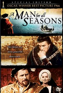 Man for All Seasons DVD, 2007, Special Edition