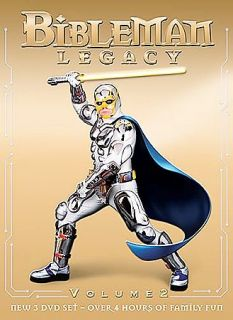 Bibleman Genesis   Legacy, Vol 2 DVD, 2008