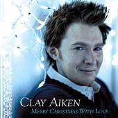 Merry Christmas with Love ECD by Clay Aiken CD, Nov 2004, RCA