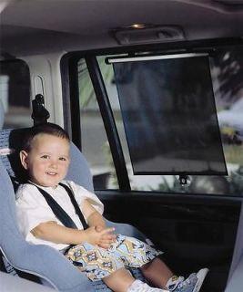 PACK Dream Baby Adjustable Car/Auto Window Sun Screen Shade