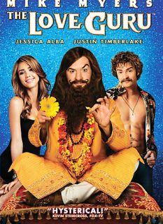 The Love Guru DVD, 2008, 2 Disc Set