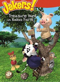 Jakers   Treasure Hunt on Raloo Farm DVD, 2008