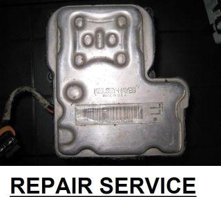 00 01 02 Chevy Astro GMC Safari ABS Pump Control Module