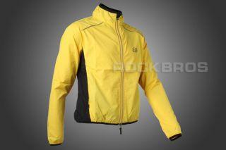 Tour de France, Cycling Coat, Wind Coat, Rain Coat, Long Sleeve, Black