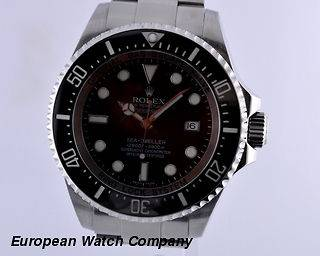 Rolex Seadweller Deep Sea 116660 SS/SS V Series (2008) 43MM