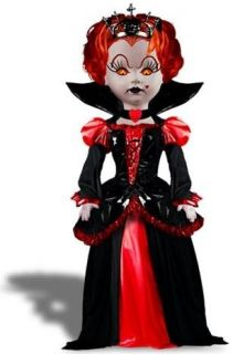 LIVING DEAD DOLLS ALICE IN WONDERLAND THE RED QUEEN