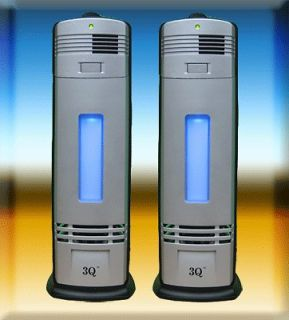NEW IONIC AIR PURIFIER PRO FRESH CLEANER IONIZER UV, FREE SHIP. S