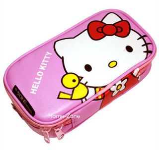 Hello Kitty Case Bag For Nintendo NDS DS Lite Dsi Game