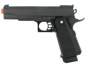 Airsoft electric airsoft pistol