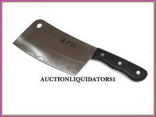 Meat Cleaver 11 Stainless Steel Blade Full Tang New Butcher Knife