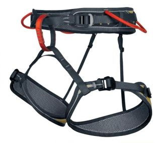 rock climbing harness in Harnesses