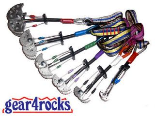 1AXLE CAMS SET trad gear protection rock climbing new