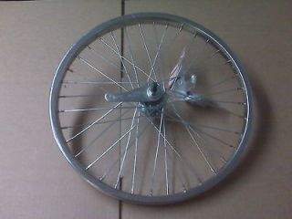 NEW BMX Bike Bicycle Wheel 16 Coaster brake Chrome