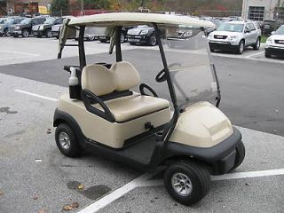 Electric Golf Cart 48 volt club car by precedent new batteries charger
