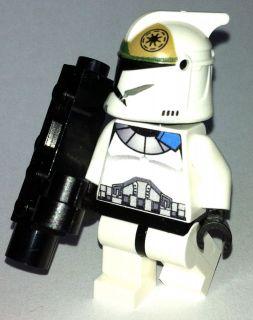 NEW custom commander REX lego star wars figures clone trooper