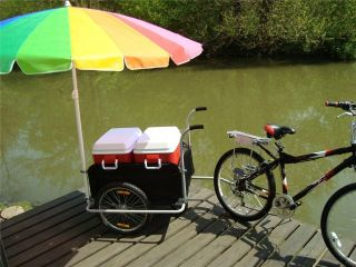 ICE CREAM CART bike bicycle trike trailer truck plans