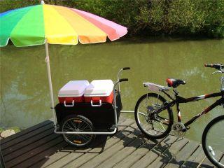 ICE CREAM CART bike bicycle trike trailer truck plans