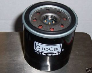 CLUB CAR GOLF CART ENGINE OIL FILTER 1992 UP LOT OF 10