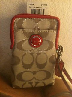 coach cell phone case in Cell Phones & Accessories
