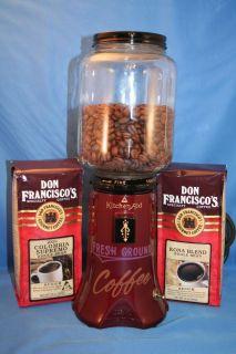 KITCHEN AID / KITCHENAID COFFEE GRINDER A 9 RESTORED BURG