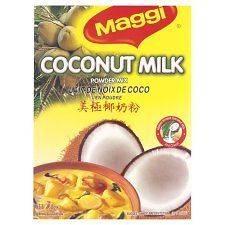coconut milk powder in Crafts