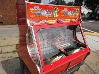 CROMPTONS ROCK AND ROLL 4 PLAYER COIN PUSHER MACHINE WURLITZER