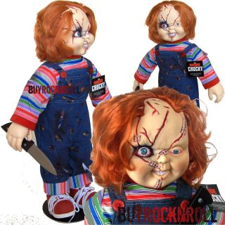 2012 Collectible Bride of Chucky 26 CHUCKY PLUSH DOLL (Childs Play