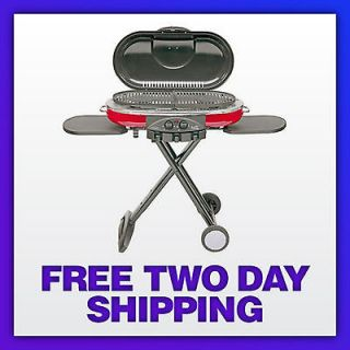 BRAND NEW Coleman 9949 750 Road Trip Grill LXE with Detachable Side