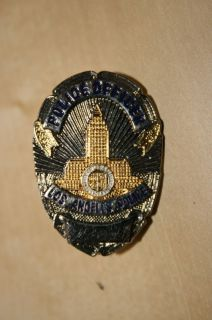 LAPD LOS ANGELES POLICE LAPEL PIN BADGE