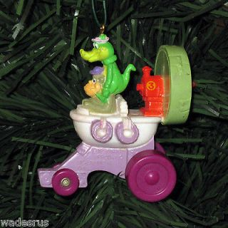Gator & Magilla Gorilla ~ Custom Christmas Tree Ornament ~ In Boat Car