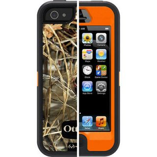 Newly listed OTTERBOX DEFENDER CASE & BELT CLIP IPHONE 5 CAMO Max 4HD