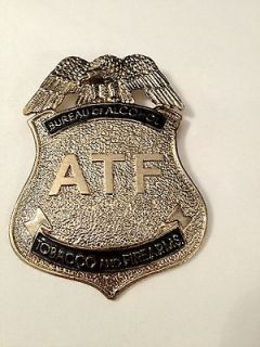 Police Badge Funny Pin FBI Federal Butt Inspector Halloween Costume