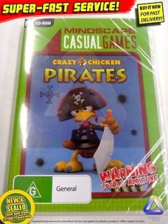 Chicken PIRATES game for PC Windows laptop computer software kids toys