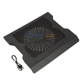 12.1 17 Inch USB Folding Cooler Cooling Pad for Laptop Notebook High