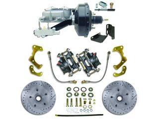 1964 Chevy Full Size High Performance Power Disc Brake Conversion Kit