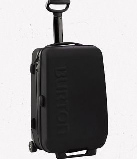 BURTON SNOWBOARD 2013 WHEELIE AIR 20 LUGGAGE NEW BAG BLACKOUT