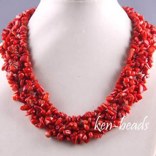 red coral necklace in Necklaces & Pendants