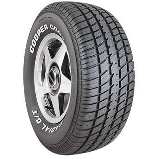 cooper tires cobra g t tire 235 60 14 solid white letters With cooper white letter tires