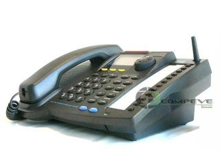 New UNIDEN Executive Desk Phone 2 Lines Telephone Phone BASE STATION