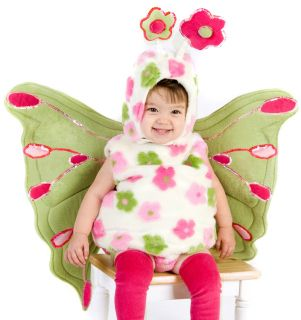 Baby Girls Butterfly Outfit Cute Infant Toddler Halloween Costume