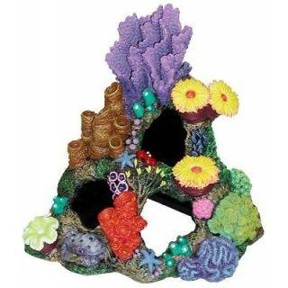 Reef Coral Replica Cave 450 ~ aquarium ornament fish tank decoration